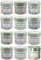 Incense Scented Candle Tin 35 hour